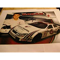 Buy David Ragan - NASCAR - Racing Photo Card (8.5 in. x 11.0 in.) (Sprint Driver - Car #6 Shriners Hospitals for Children) by Unknown