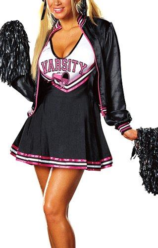 Dreamgirl Women's Varsity Cheerleader Costume