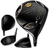 Cleveland Golf Classic XL Custom Driver with Miyazaki JDL 6 (Right Hand, Graphite, Regular, 10.5-Degree)