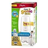 Playtex Diaper Genie Elite Pail System with Odor Lock Carbon Filter