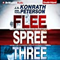 Codename: Chandler Trilogy: Three Complete Novels (Flee, Spree, Three) (       UNABRIDGED) by J. A. Konrath, Ann Voss Peterson Narrated by Angela Dawe