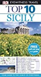 img - for DK Eyewitness Top 10 Travel Guide: Sicily book / textbook / text book