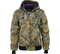 Walls Industries Womens Insulated Hooded Jacket Realtree Xtra Camo Medium