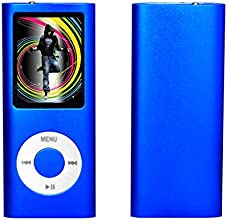 "NEUE 16GB 4. GENERATION MP3 MUSIC MEDIA PLAYER RADIO VIDEO FM 1.8 ""LCD-Bildschirm (nicht IPOD,nicht itunes unterstützen) (blau)"
