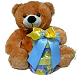I Wuv You Bear Much Gift Set with Teddy Bear