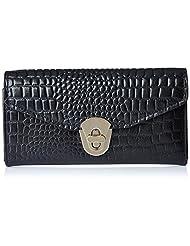 Aquatan Women's Wallet (Black) (AT-W-49A)