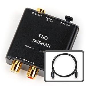 FIIO D3 D03K to Analog Audio Converter