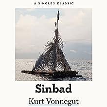 Sinbad Audiobook by Kurt Vonnegut Narrated by Jonathan Davis