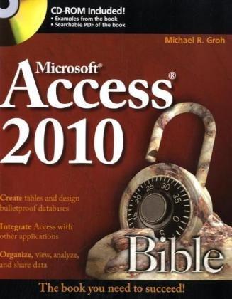 VBA e Access