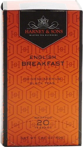 Harney & Sons English Breakfast Tea - 120 Ct