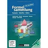 """Formelsammlung bis zum Abitur - Mathematik - Physik - Astronomie - Chemie - Biologie - Informatik: Formelsammlung bis zum Abitur mit CD-ROM: Formeln, ... Physik, Chemie, Biologie, Informatikvon """"Frank-Michael Becker"""""""