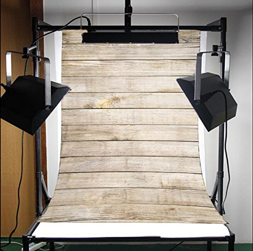LFEEY New Arrival Fashion Vinyl Thin Backdrop,Light Absorption,Non-reflective,3x5ft Photography Background,Wooden Board Theme,Wedding Pictures Scene Attractive Backdrop,1(W)x1.5(H)m Studio Props (Picture Taking compare prices)