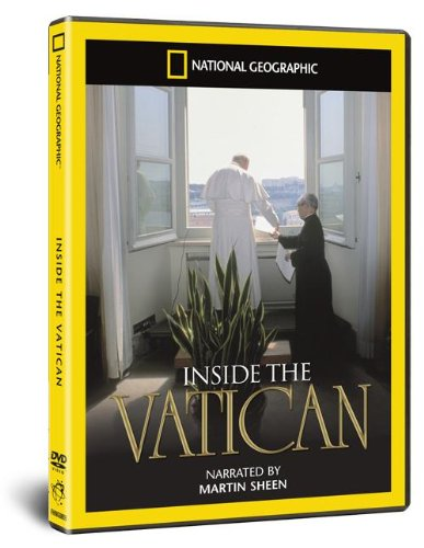National Geographic - Inside The Vatican [DVD]