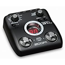 Zoom G1U Guitar Effects Pedal with USB Interface from Samson