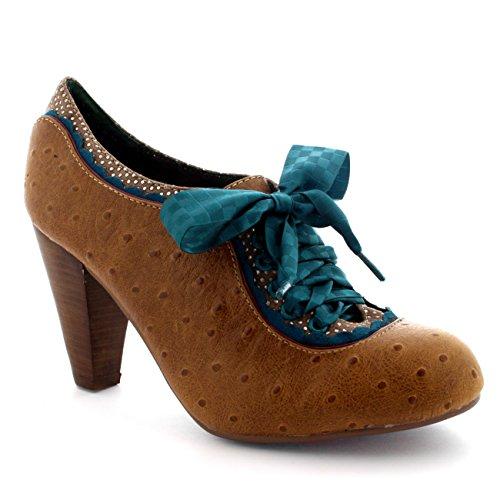 Mary Jane Zapatos de la Corte