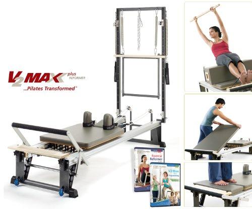 STOTT PILATES V2 Max Plus Rehab Reformer Bundle