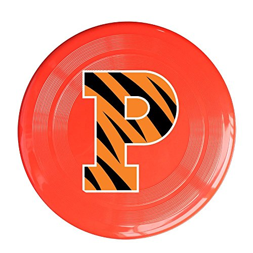 DETED Funny Princeton University Flying Disc - Red
