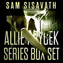 The Allie Krycek Series Box Set, Books 1-3 Audiobook by Sam Sisavath Narrated by Joshua Reiniger
