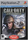 Call of Duty: Finest Hour Platinum (PS2)