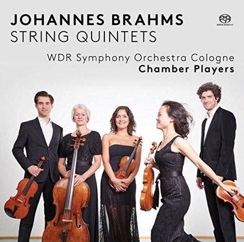 SACD : BRAHMS / WDR SYMPHONY ORCHESTRA COLOGNE - Johannes Brahms: String Quintets