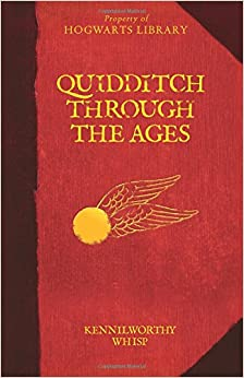 Quidditch Through the Ages (Harry Potter) Hardcover – June 30, 2015