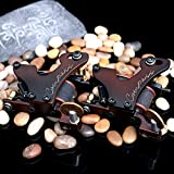 2 PCS Compass Tattoo Machine Plymouth Liner Hoorn Shader Iron by COMPASS