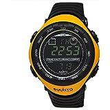 [スント]SUUNTO 腕時計 OUTDOOR SPORTS(アウトドアスポーツ) Vector Yellow(ヴェクター・ブラック・イエロー) SS010600610 メンズ [並行輸入品]
