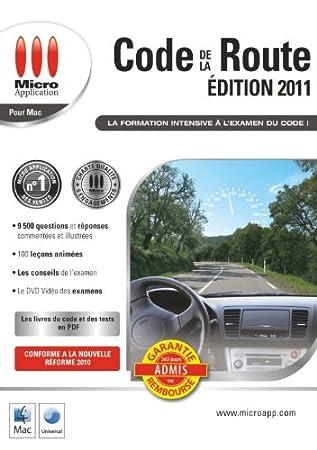 Code de la route - édition 2011