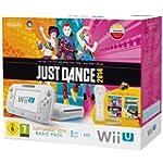 Wii U - Console 8 Gb, Bianco con Barr...