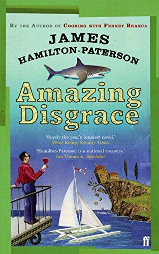 Amazing Disgrace (Gerald Samper #2)