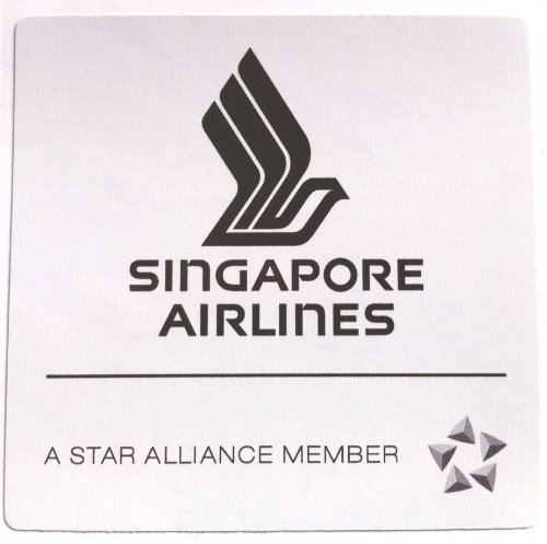 singapore-airlines-logo-b-sticker-waterproof-paper-seal-japan-import-by-unknown