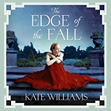 The Edge of the Fall (       UNABRIDGED) by Kate Williams Narrated by Katie Scarfe