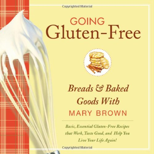 Going Gluten-Free by Mary Brown
