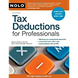 Tax Deductions for Professionals ~ Stephen Fishman
