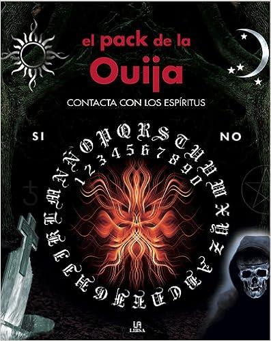 El Pack de la Ouija. Contacta con los espíritus