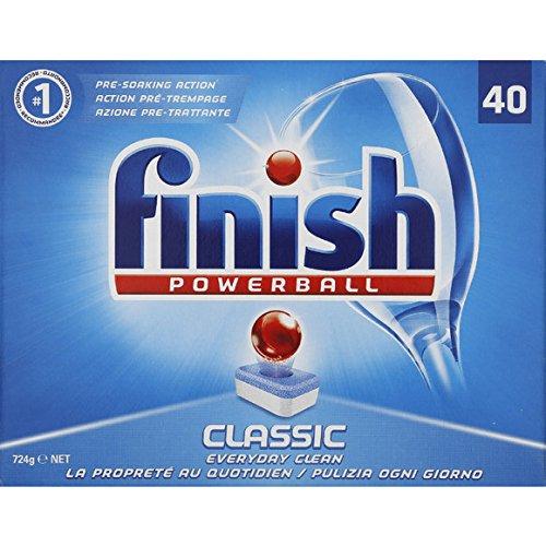 Finish Tablettes De Lavage Pour Lave-vaisselle - ( Prix Par Unité ) Envoi Rapide Et Soignée