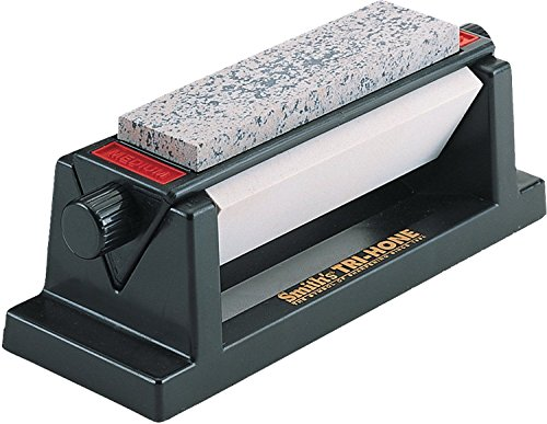 Smith'S Tri-6 Arkansas Tri-Hone Sharpening Stones System,New