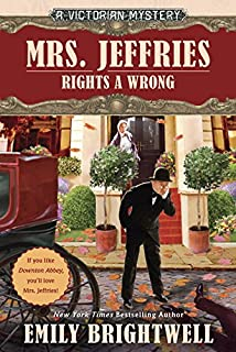 Book Cover: Mrs. Jeffries Rights a Wrong