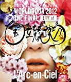 20th L'Anniversary WORLD TOUR 2012 THE FINAL LIVE at 国立競技場(通常盤LIVE Blu-ray)