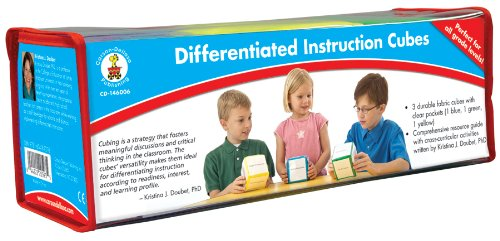 Carson-Dellosa Publishing Differentiated Instruction Cubes - 1