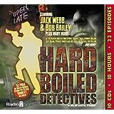 Hard Boiled Detectives ~ Jack Webb