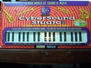 CyberSound Studio Music Maker 3.0!