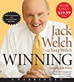 img - for By Jack Welch Winning Low Price CD (Unabridged) book / textbook / text book