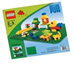 "LEGO Duplo Green Building Plate (15""..."