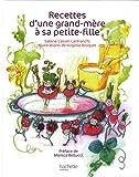 echange, troc Sabine Cassel-Lanfranchi - Recettes d'une grand-mère à sa petite-fille