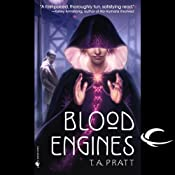 Blood Engines: A Marla Mason Novel | [T. A. Pratt]