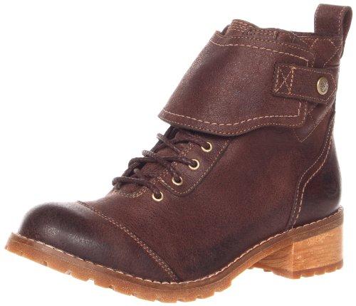 Timberland Women's Apley Chelsea Dark Brown Waterproof Boots 3257R 4 UK