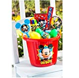 Disney's ~ MICKEY MOUSE ~ Filled Easter Basket