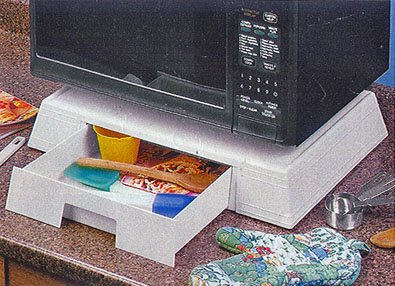 Microwave Cart: Sale COUNTER TOP MICROWAVE/TOASTER OVEN STAND WITH ...