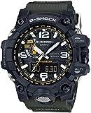 [カシオ]CASIO 腕時計 G-SHOCK MUDMASTER 世界6局対応電波ソーラー GWG-1000-1A3JF メンズ
